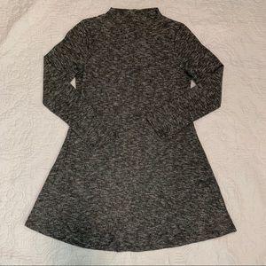 Cupio Blush Multicolored Long Sleeve Dress